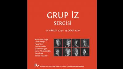 "SERGİ: ""Grup İz Sergisi"""